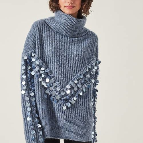 Manoush Pullover Pampille