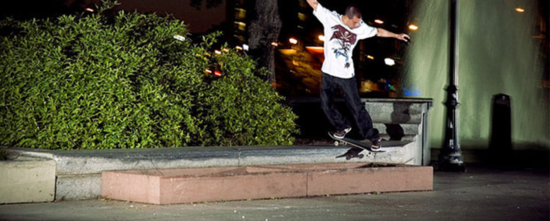 Jason Klotz Back Lip