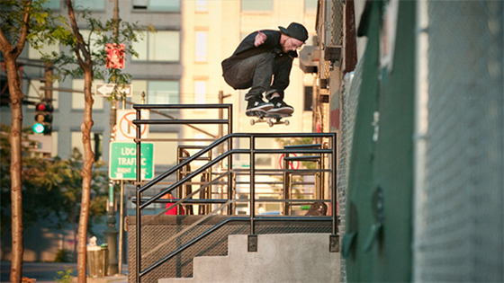 Mike P skate photo 1