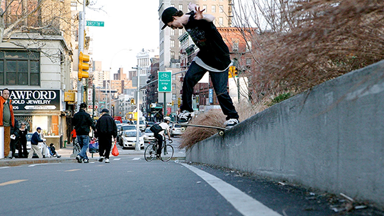 Mike P skate photo 2