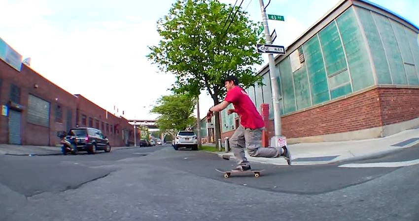 GET BUSY ... WITH SHUT PRO LUIS AND NYC #SHUTFAM FILMED BY STEFANO