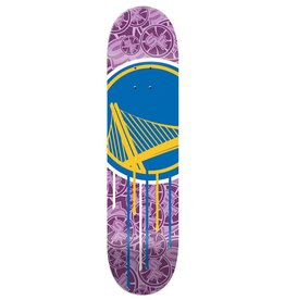 SHUT NYC SHUT X NBALAB Deck Golden State Warriors 8.0""