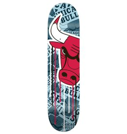SHUT NYC SHUT X NBA LAB Deck Chicago Bulls 8.0""