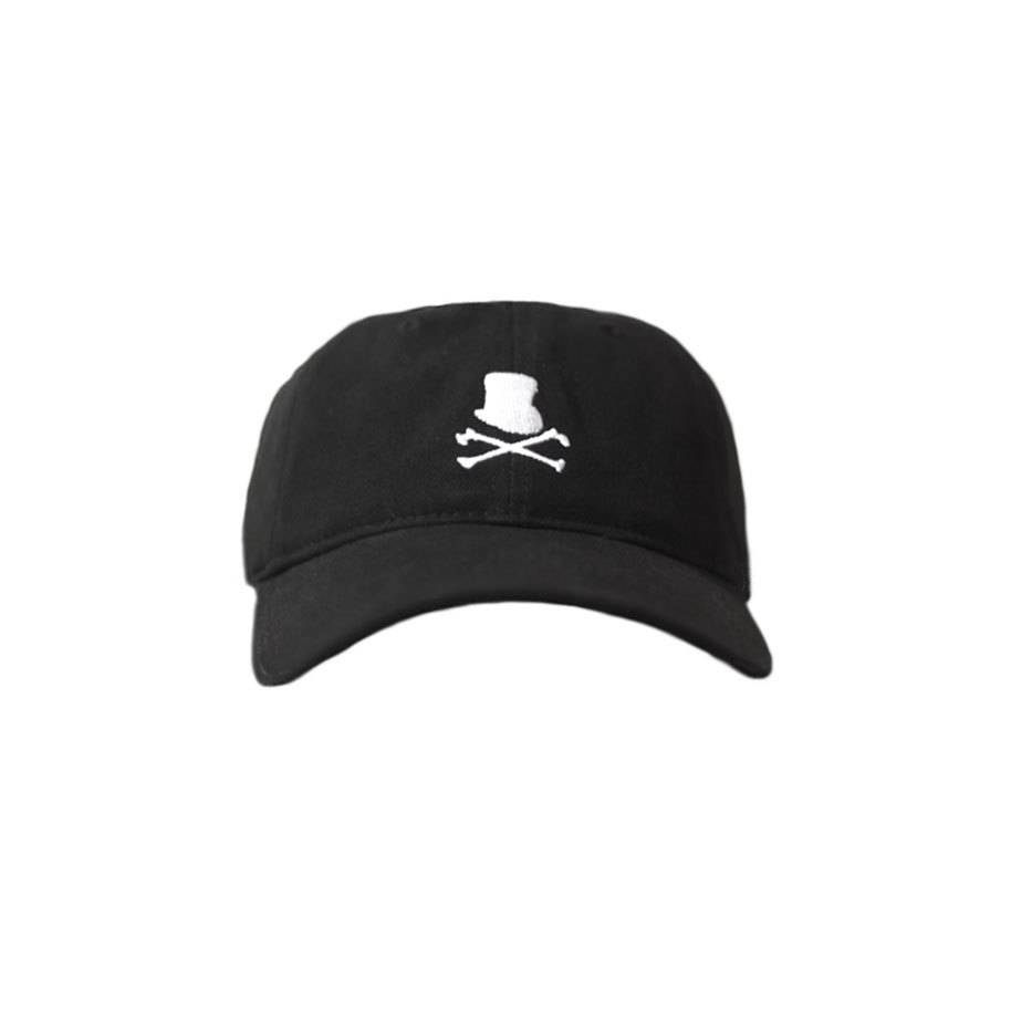 SHUT NYC SHUT Snapback Cap 5 Points Black