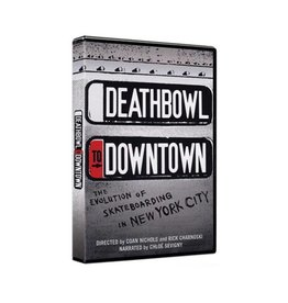 Deathbowl to Downtown DVD