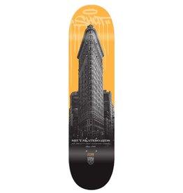 """SHUT NYC SHUT Deck Drip City Flatiron 8"""""""
