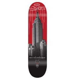 "SHUT NYC SHUT Deck Drip City Empire State 8.25"""