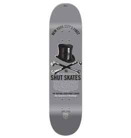 SHUT NYC SHUT Deck Original Gentleman 8.4""