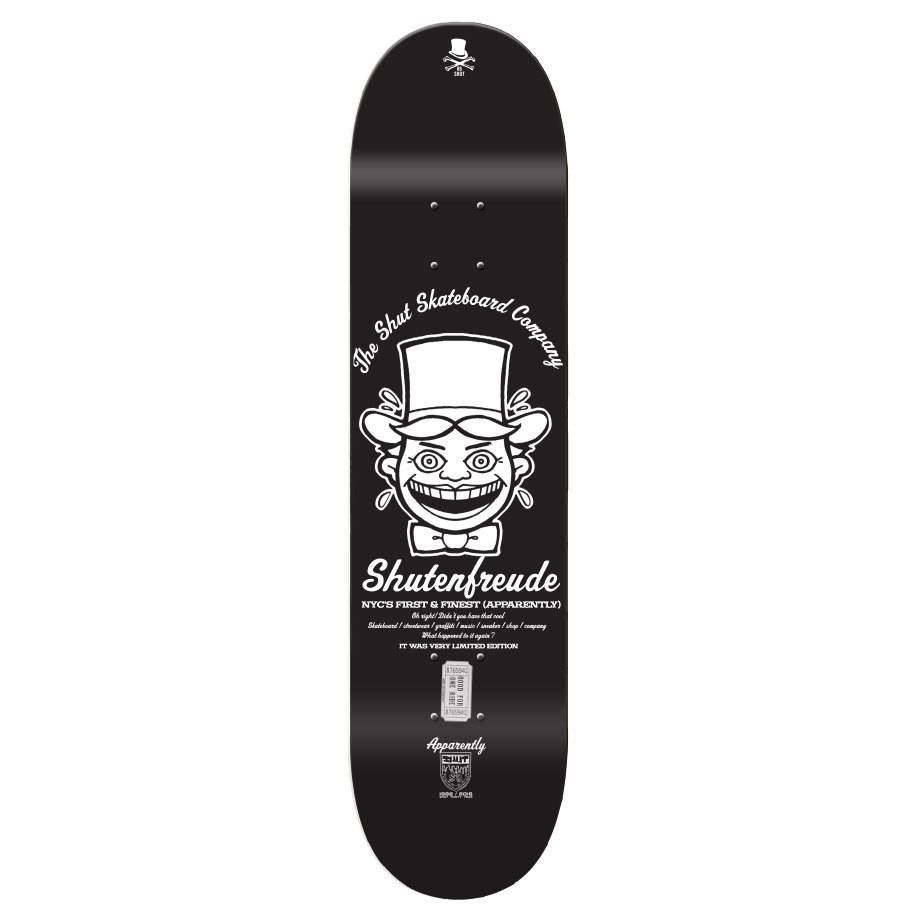 SHUT NYC SHUT Deck Shuterfreudo 8.25""