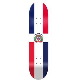 SHUT NYC SHUT Deck Luis DR Flag 8.125