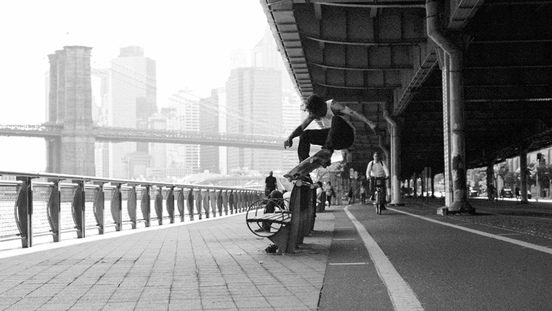 carlo bench ollie