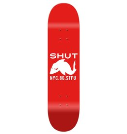 SHUT Deck STFU 86 Red