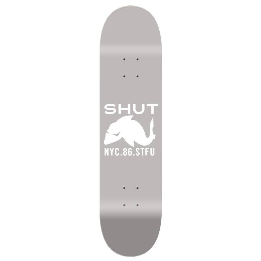 SHUT Deck STFU 86 Grey