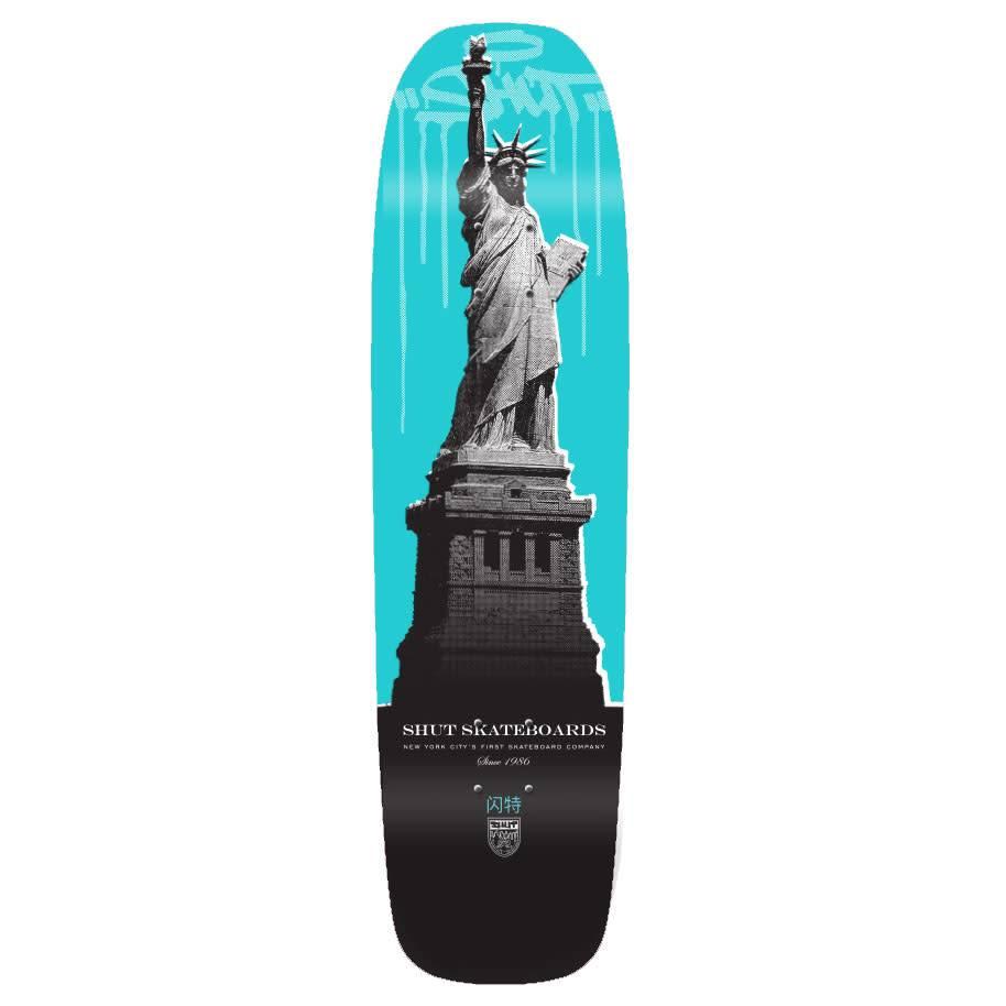 SHUT Deck Drip City Liberty 8.6 Shape