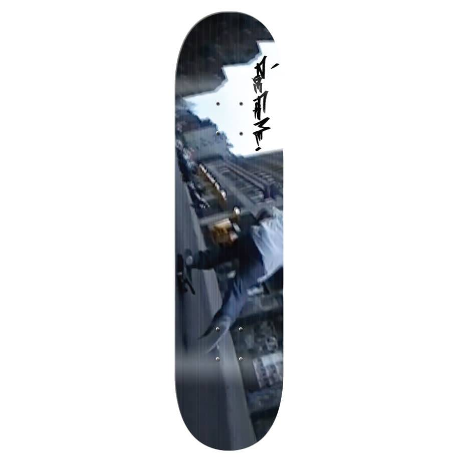 SHUT x Fools Gold x HHF Deck