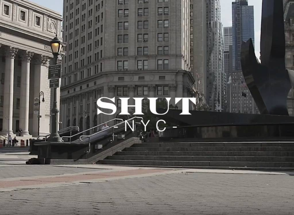 SHUT Vermont Flow Team Quade Rocke & Jonathan Twombly Visit NYC