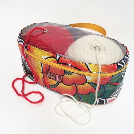 Chic-a Yarn keeper, double