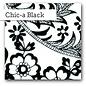 Chic-a Chic*a Triad Key Ring Pouch