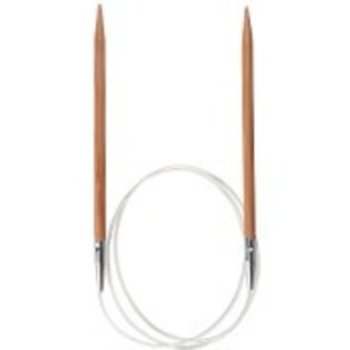 "ChiaoGoo Knitting needle, Circular, bamboo, 32"","
