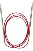 "ChiaoGoo Knitting needle, circular, steel, 47"""
