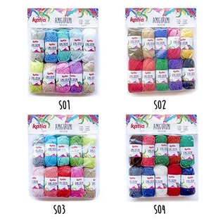 Katia Amigurumi colour collection