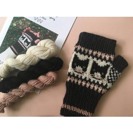 Fiona Alice Curious Cat Mitts Kit