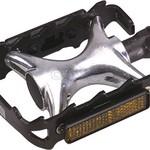 Dimension Compe Pedals Black/Silver