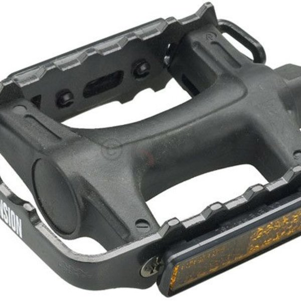Dimension Sport Pedals Black/Black