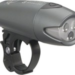Planet Bike Beamer 3 Headlight: Black