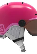 Salomon Grom Visor Helmet