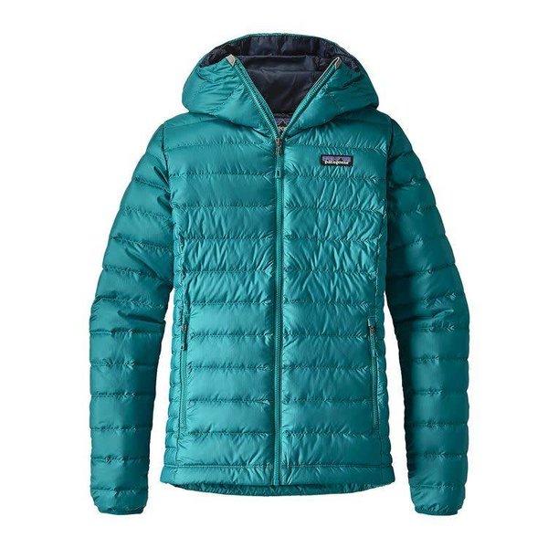 Patagonia W's Down Sweater Hoody