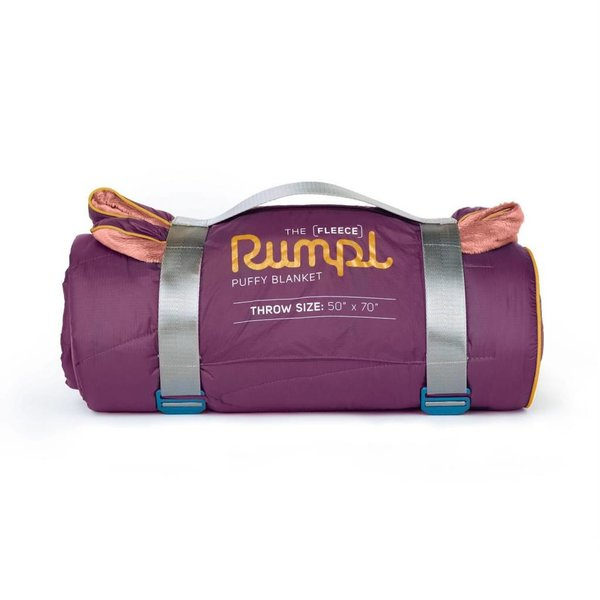 Rumpl Rumpl Fleece Puffy Blanket Throw