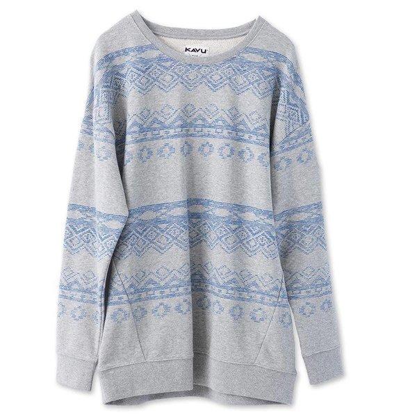 KAVU Live Well Sweater