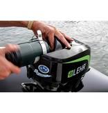Lehr 2.5 HP Outboard Motor
