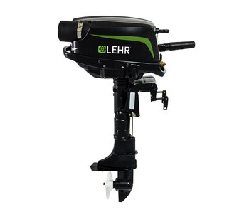 Lehr 5 HP Outboard Motor