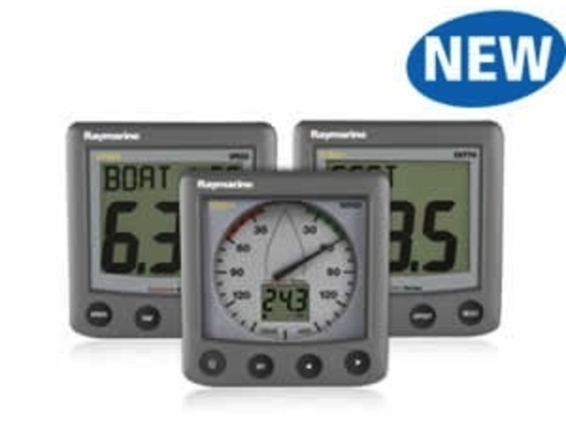 RAY ST60 VALUE PACK SPEED/DEPTH/WIND T22072 SYSTEM