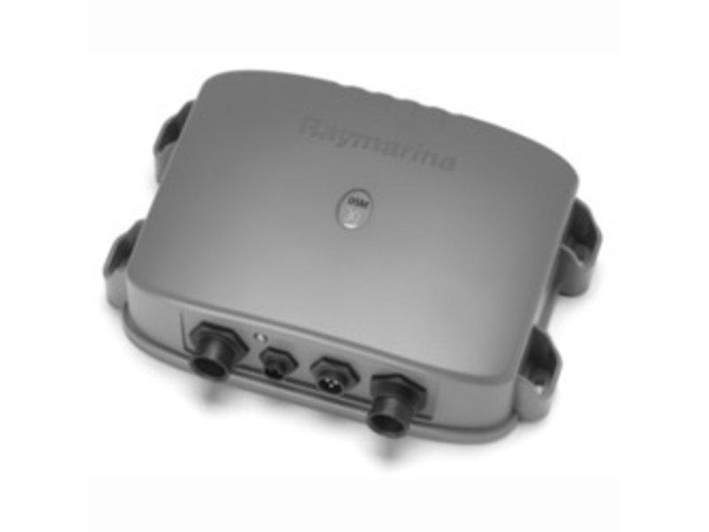 RAYMARINE SOUNDER DSM30 600 WATT DIGITAL SOUNDER MODULE