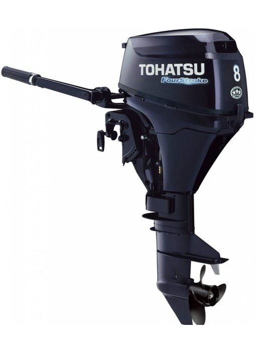Tohatsu 8 HP Outboard Motor