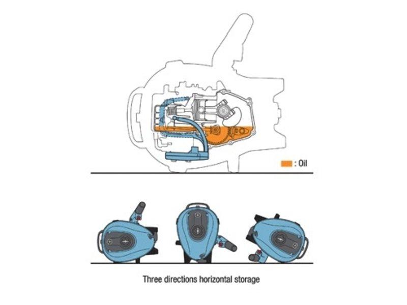 Yamaha 2.5 HP Outboard Motor