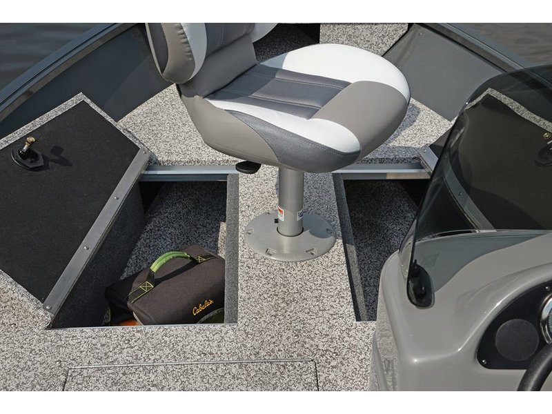 MirroCraft 14' Outfitter Series Side Console 145 2017