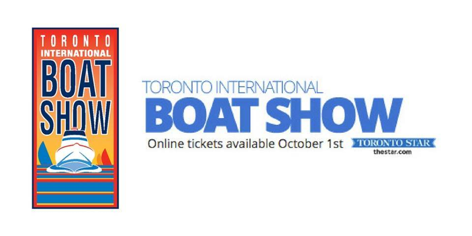 2017 Toronto International Boat Show