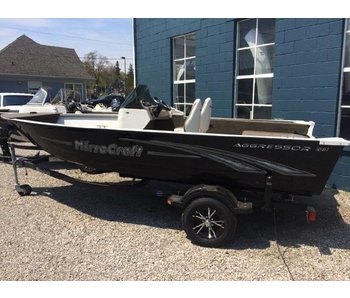MirroCraft 17' Aggressor 1661