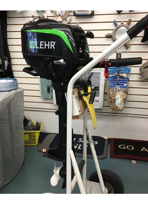 Used Outboard 2.5 HP Lehr