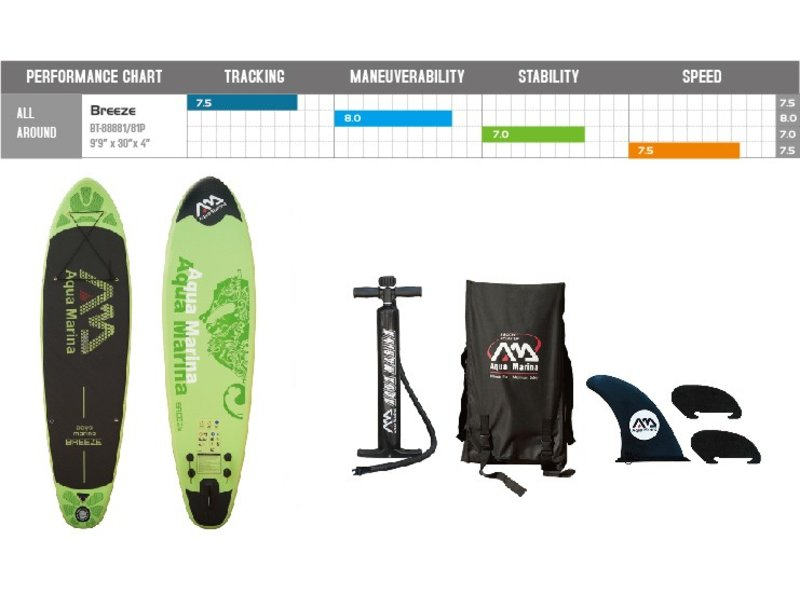 SUP Board Aqua Marina Breeze