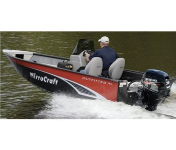 MirroCraft 14' Outfitter Series Side Console