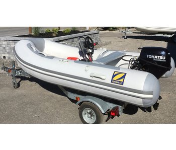 Zodiac Cadet Rib 310 - Package Deal