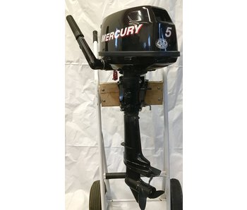 USED OUTBOARDS 5 HP Outboard, Used
