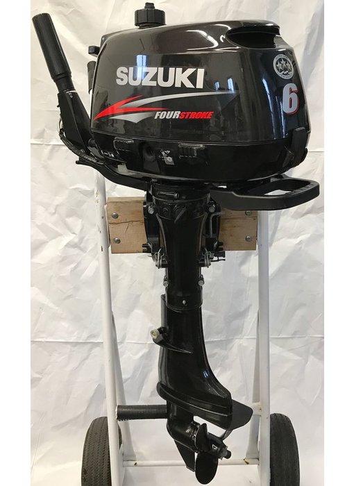 Used Outboard 6 HP Suzuki