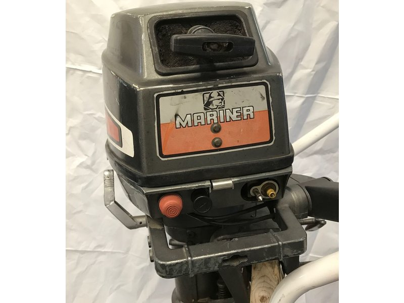 Used Outboard 8 HP Mariner