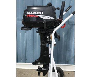 Used Outboard 4 HP Suzuki